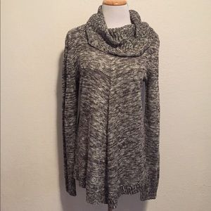 BCX cowl neck sweater